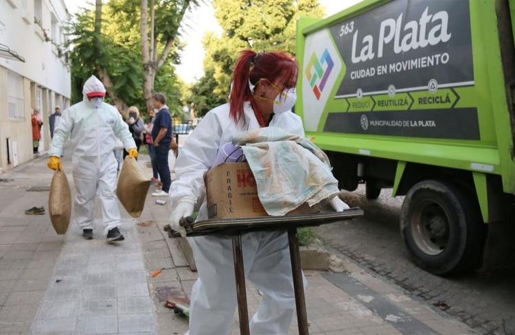 La Municipalidad de La Plata montó un operativo de desratización para prevenir nuevos casos de hantavirus