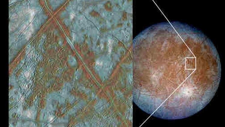 Europa, una de las lunas de Júpiter captó el interés de varios astrónomos