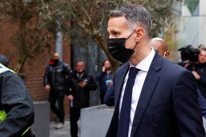 Ryan Giggs fue puesto en libertad bajo fianza y deberá volver a comparecer ante la justicia el 26 de mayo (Foto: REUTERS)
