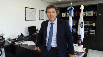 Juan Bautista Mahiques, Fiscal General de la Ciudad de Buenos Aires (Maximiliano Luna)