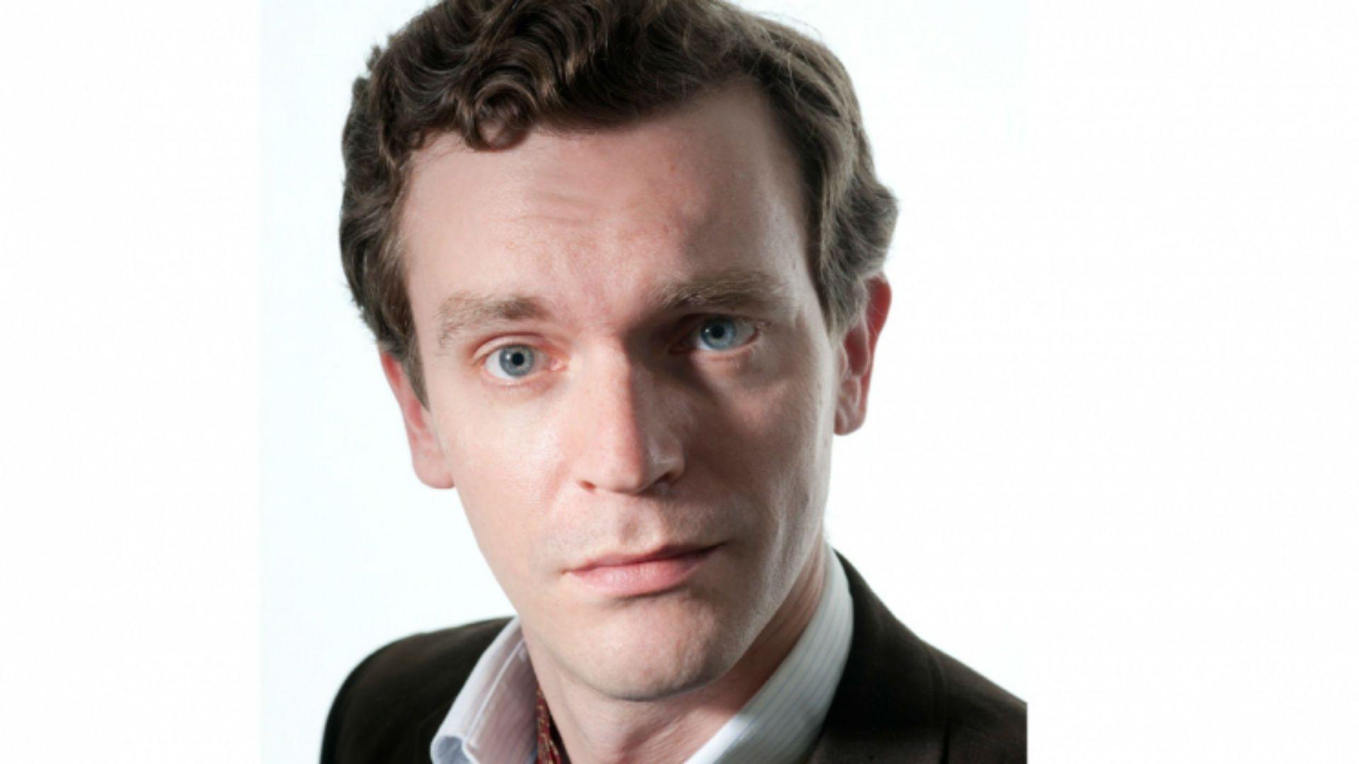 El lingüista británico Mark Forsyth