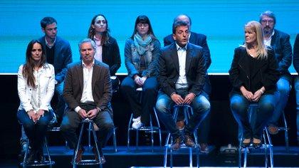Sergio Massa, otro de los líderes opositores con perfil peronista (Adrián Escandar)