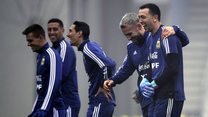 La selección argentina jugará el 15 y 18 de noviembre (Foto de Juan Mabromata/ AFP)