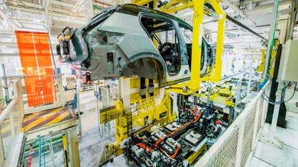 Ambos modelos se producen en la planta de Bélgica (Volvo)