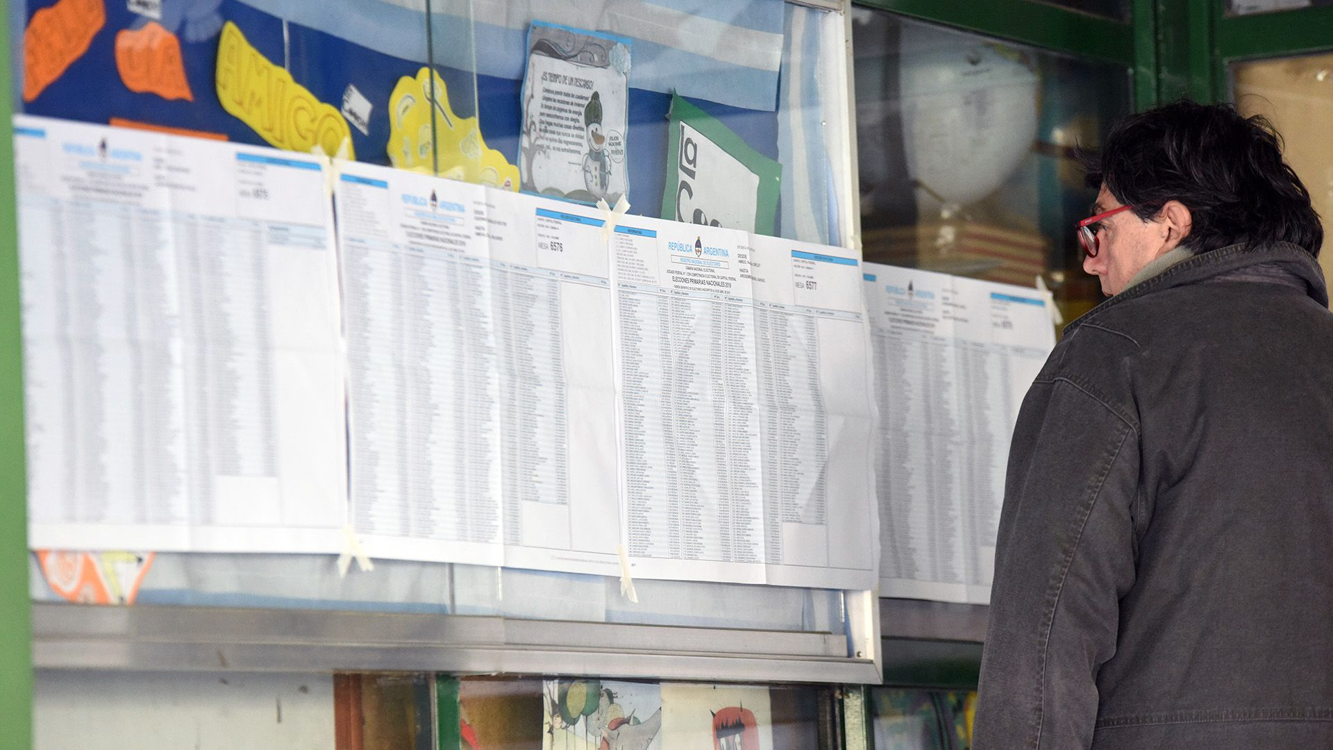 Habrá cambios en los lugares habituales de votación por lo que es recomendable chequear el padrón (Franco Fafasuli)