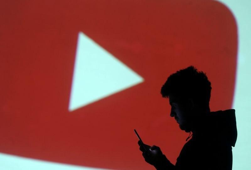 """YouTube comenzará a ocultar los """"no me gusta"""" en los videos (REUTERS/Dado Ruvic/)"""