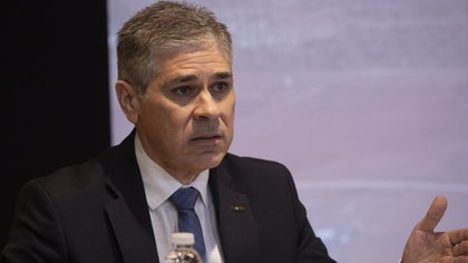Pablo González, presidente de YPF