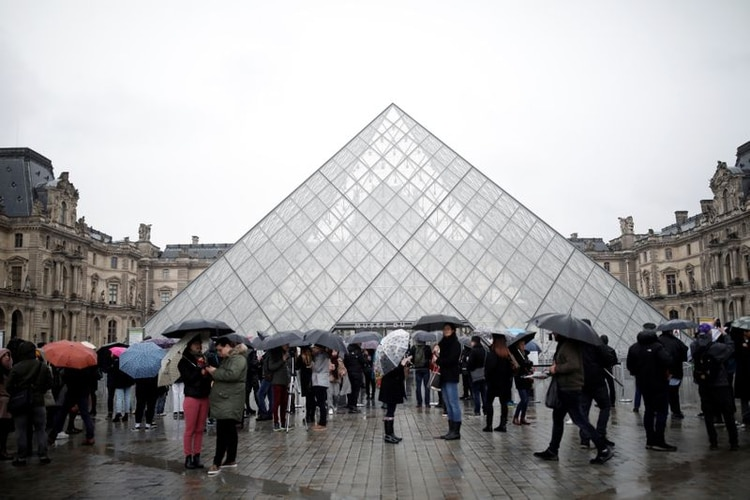 Image result for louvre reabre