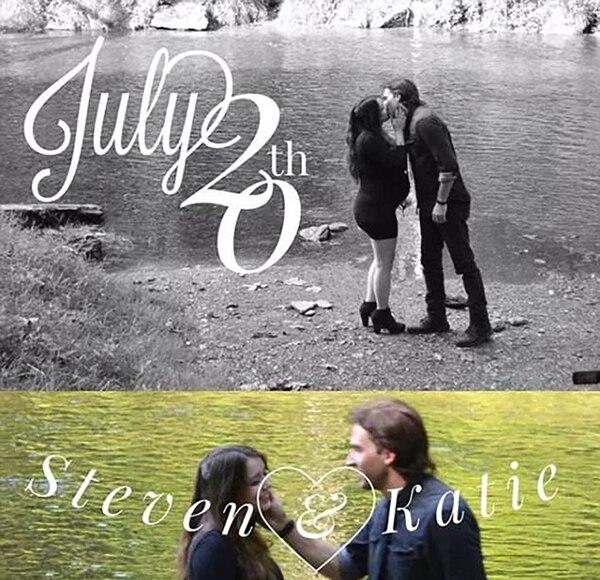 Steven Pladl y Katie Pladl se casaron y tuvieron un hijo. Él obligó a las otras hermanas de la joven a que la traten como su madrastra, luego de que se separara de su ex esposa
