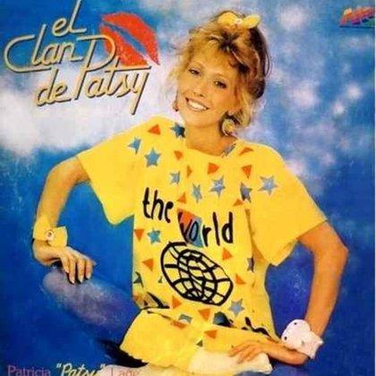 """La tapa de uno de los discos de """"El Clan de Patsy"""""""