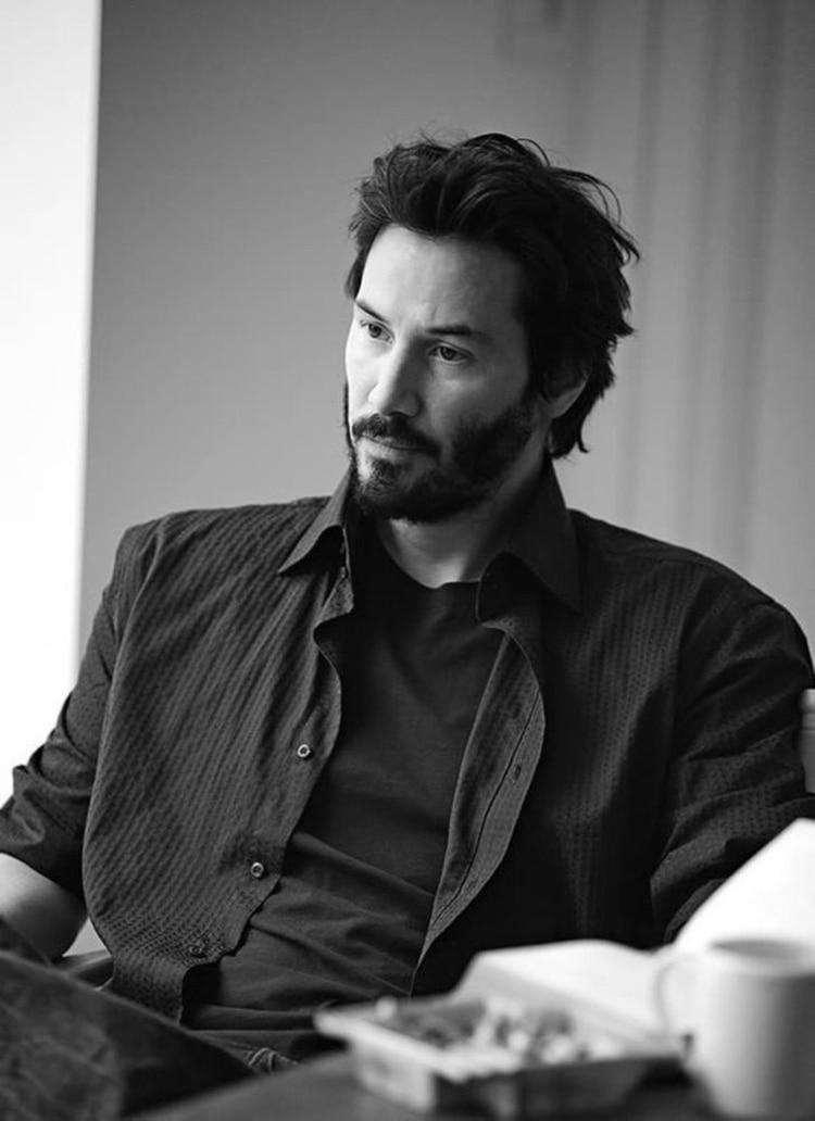 Keanu Reeves tuvo una vida difícil con la pérdida de muchos seres queridos