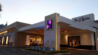 El Multiplaza Panamá cuenta con su sección lujosa y las mejores marcas del mundo estan ahí (www.multiplaza.com)