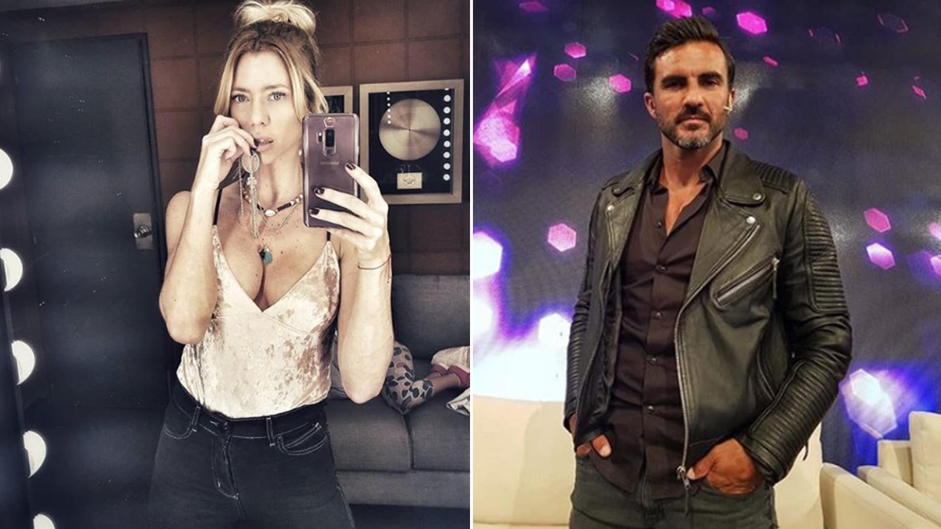 Sigue la guerra entre Nicole Neumann y Fabián Cubero