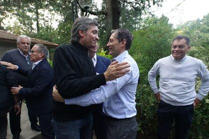 El intendente de Esteban Echeverria, Fernando Gray, fue uno de los principales opositores a la llegada de Máximo Kirchner en el comienzo de la negociación