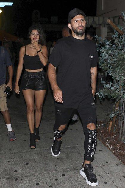 Juntos fueron a la fiesta del conocido rapero Drake (Grosby Group)