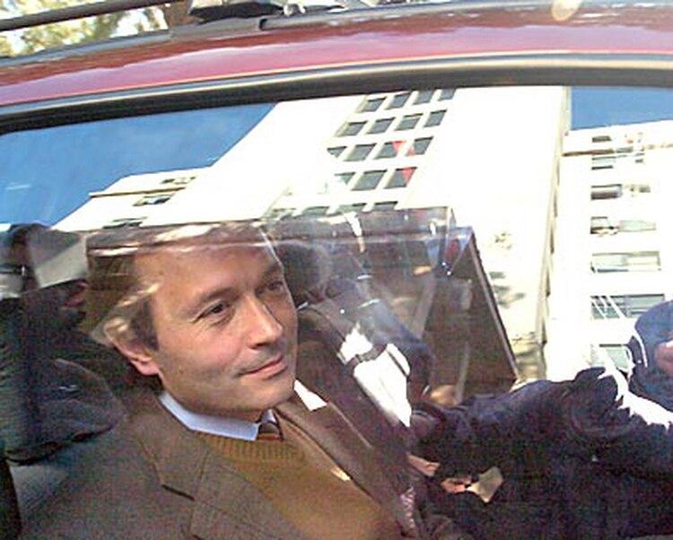 Gustavo Béliz empezó en la política de la mano de Carlos Menem