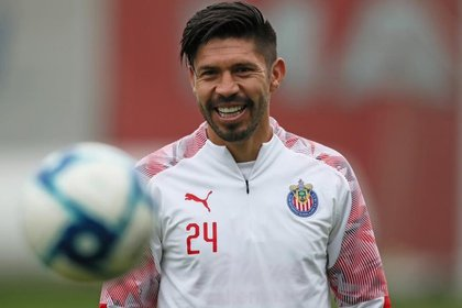 Oribe Peralta dio positivo a la enfermedad COVID-19 tras realizarse tres pruebas (Foto: Twitter @oribepm)