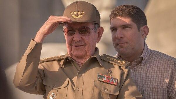 El presidente cubano, Raúl Castro (AFP)