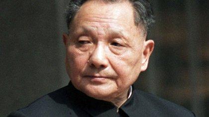 Deng Xiaoping, el líder de la República Popular China durante el período de reformas económicas en la década de 1980. Fue al mismo tiempo un ferviente opositor de la democratización y ordenó la represión de la protesta