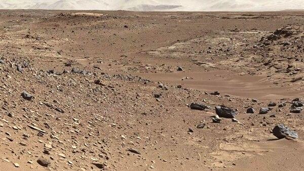 La superficie de Marte dispara muchas preguntas a los científicos