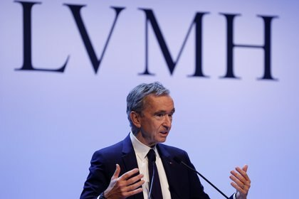 Bernard Arnault, fundador del Grupo LVMH. REUTERS/Christian Hartmann