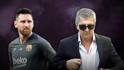 Jorge Messi le envió un comunicado a la Liga de España en representación de Lionel