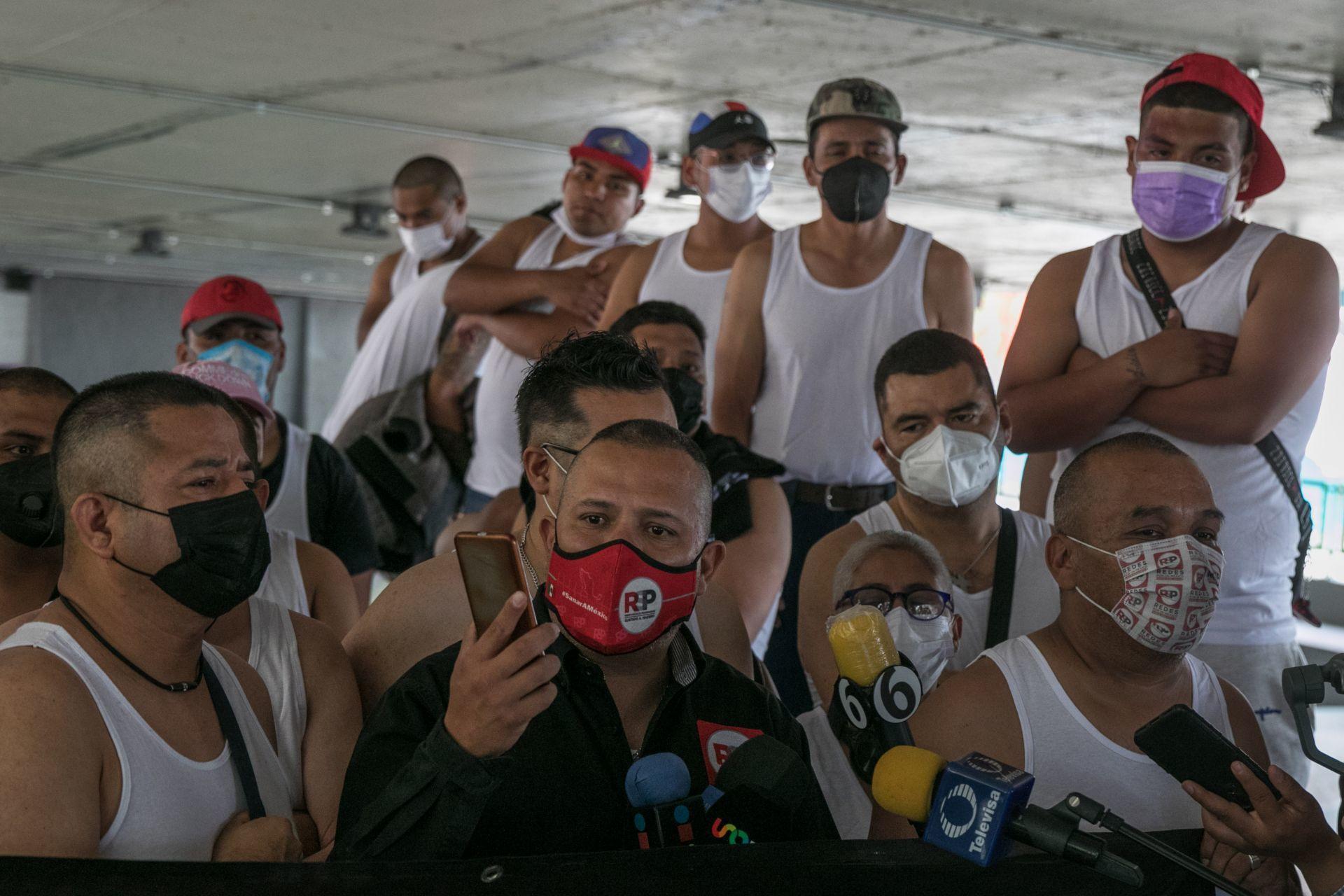 Grupo de Autodefensa Electoral Mastines del partido RSP