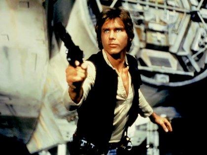 """George Lucas no estaba muy convencido de tener a Harrison en """"Star Wars"""", pero luego de encontrarse con él por casualidad en la oficina de Ford Coppola accedió a que se presentara al casting"""