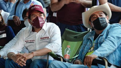 """Movilización pacífica"": Mario Delgado adelantó que pedirán justicia por Félix Salgado Macedonio"
