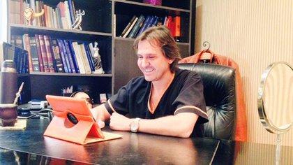 Lotocki fue denunciado por varias figuras del ambiente del espectáculo