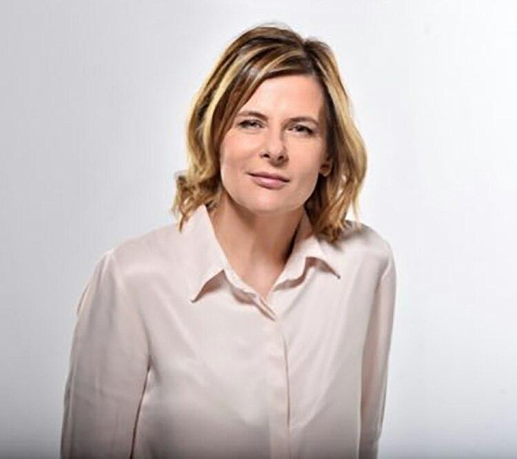 Florencia Saintout es la actual candidata a la intendencia de La Plata por el Frente de Todos
