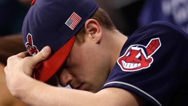 Los Cleveland Indians dejarán de usar al Jefe Wahoo (AFP)