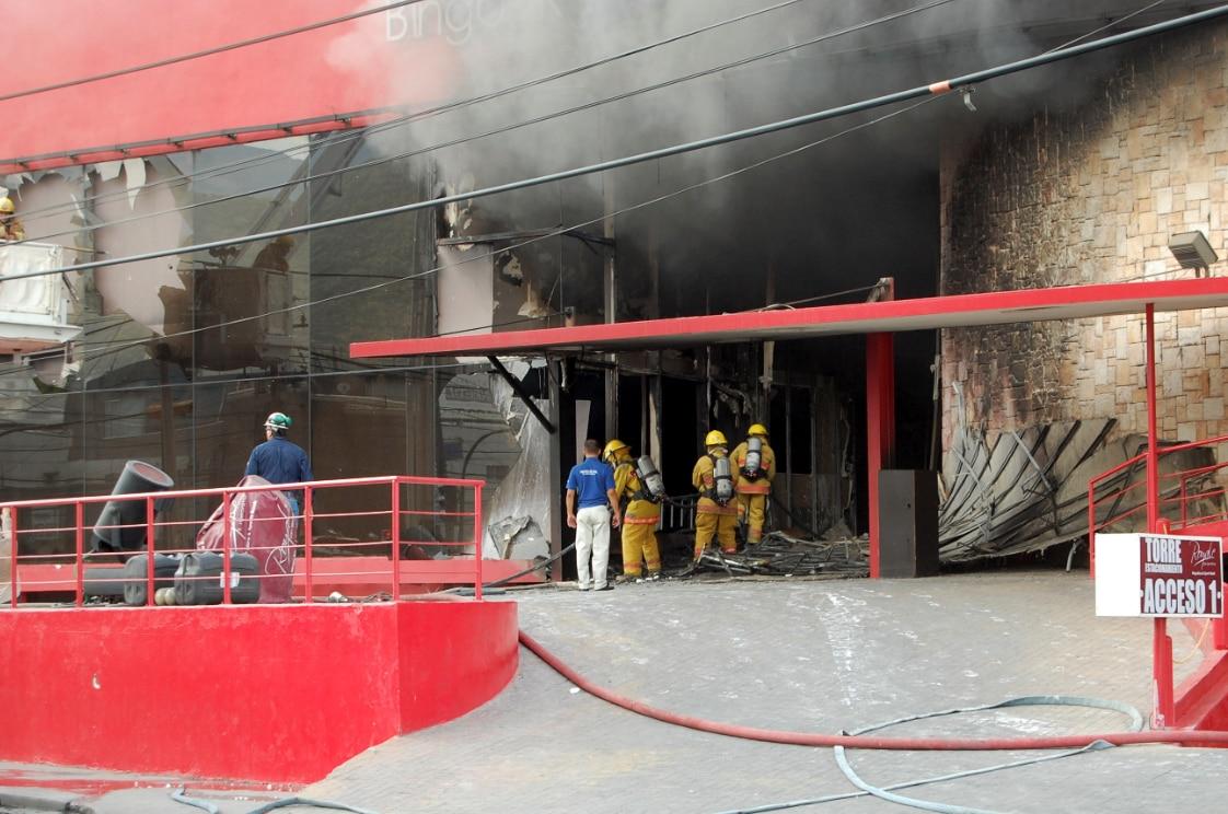 Integrantes de los Zetas asesinaron a 52 personas que se encontraban en un casino (Foto: Cuartoscuro)