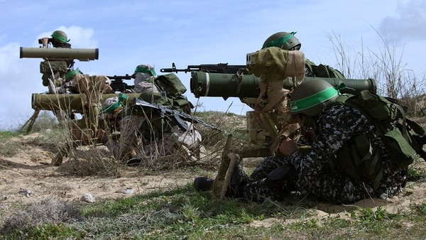Combatientes de Hamas (Aurora)