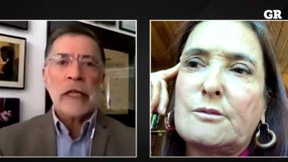 La empresaria señaló que Morena no le propuso el puesto (Foto: Captura de pantalla entrevista en Entredichos)
