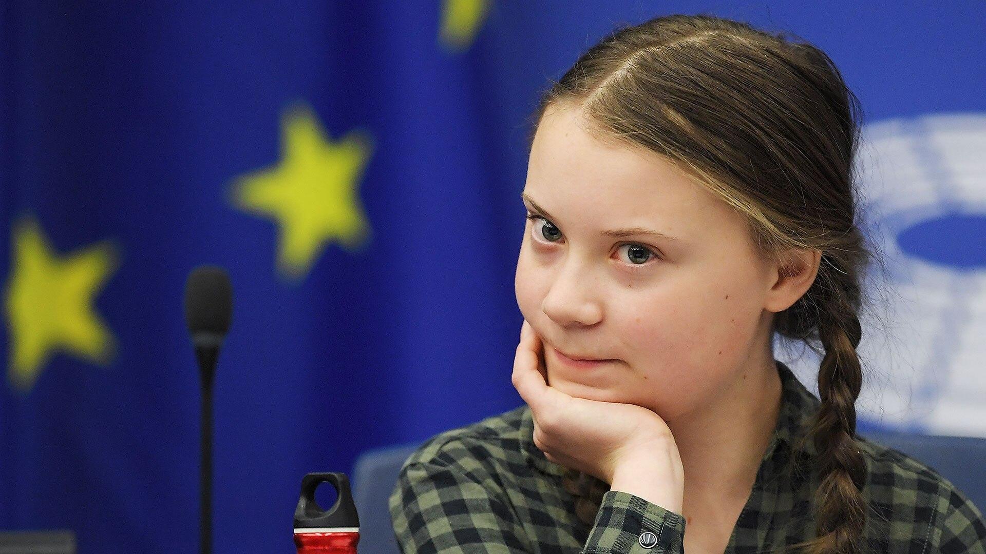 Quién es Greta Thunberg, la adolescente que movilizó al mundo ...