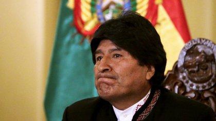 Evo Morales aspira a un nuevo mandato en Bolivia (Reuters)