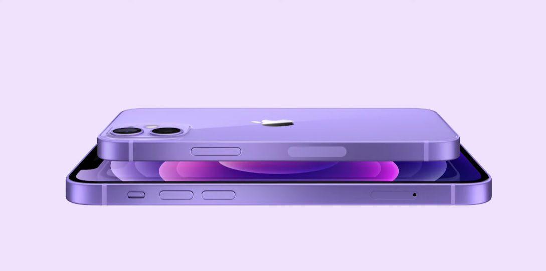 Se anunció un nuevo tono de iPhone 12