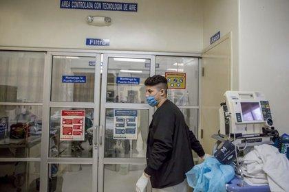En el INER se confirmó la primera muerte de una persona infectada por coronavirus en México. (Foto: Archivo)
