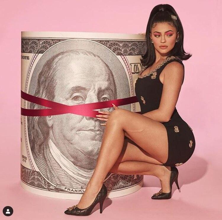 A sus 22 años Kylie Jenner cuenta con un imperio basado en su imagen y en sus millones de seguidores en Instagram. (Foto: Instagram)