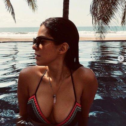La actriz subió un par de videos a Instagram en donde narra los hechos. Foto: Tomada de Instagram danniberriel