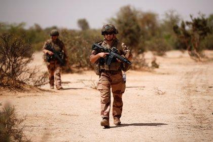 Tropas francesas en el Sahel. Foto: REUTERS/Benoit Tessier