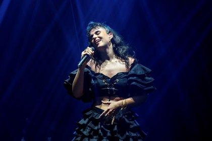 En la imagen, la cantante y compositora argentina Nathi Beluso, EFE / JAVIER ZORRILLA / Archivo