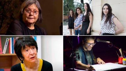 Fiesta de la Lectura: Diamela Eltit, Françoise Waquet, Liniers y las Piel de Lava celebran los distintos modos de leer