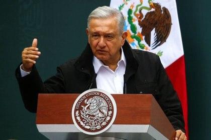 Según Kaffie, en ningún programa de Televisa se puede imitar al presidente de México (REUTERS)
