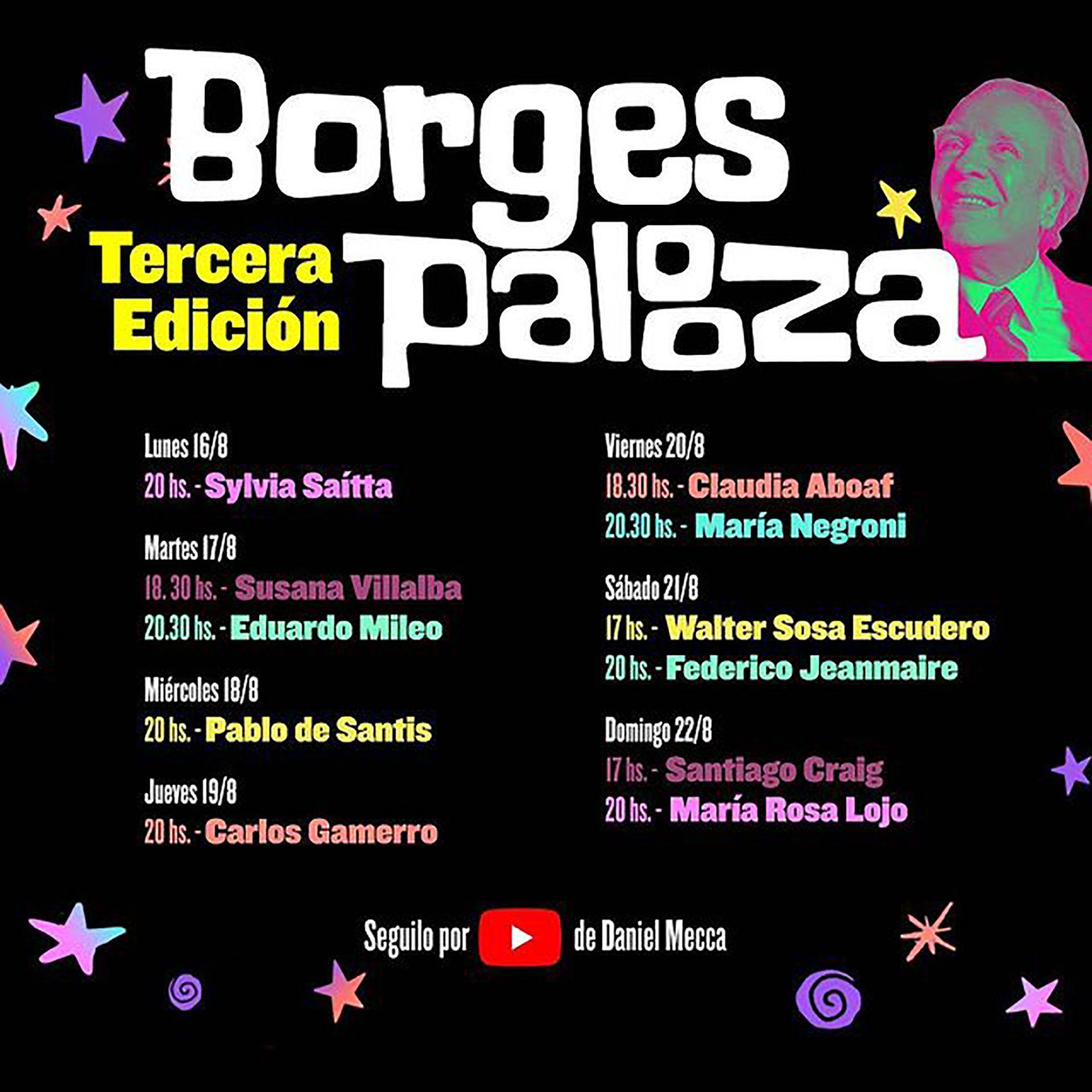 Borges festival
