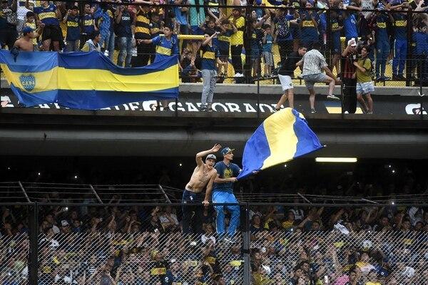 Boca podrá levantar la sanción a la Bombonera mediante el pago de una multa (Nicolás Stulberg)