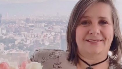 Rosalba Ortiz, madre de Geraldine Bazán, acudió hace unos días a la Alcaldía Benito Juárez en apoyo moral al actor, a pedido de su madre, quien padece de salud (Foto: Instagram @geraldinebazan)
