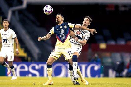 Torneo de porteros América vs Pumas (Foto: Twitter @ ClubAmérica)