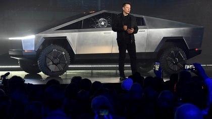 La pick up Cybertruck de Tesla tendrá competencia con el modelo de Rivian. Robert Hanashiro-USA TODAY